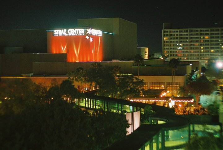 Straz Center for the Performing Arts, Tampa